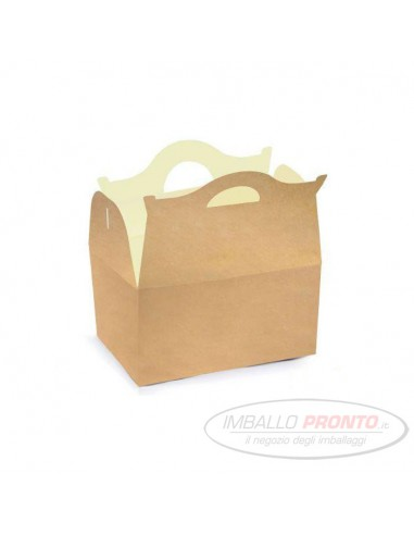 Box take away avana con maniglia