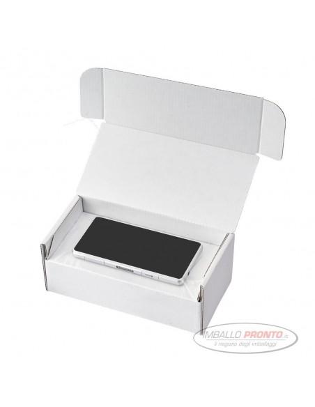 Imballaggio per smartphone e tablet