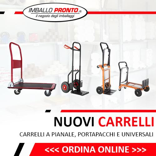 Nuovi Carrelli